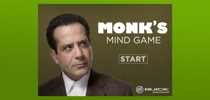 Monk's Mind Games